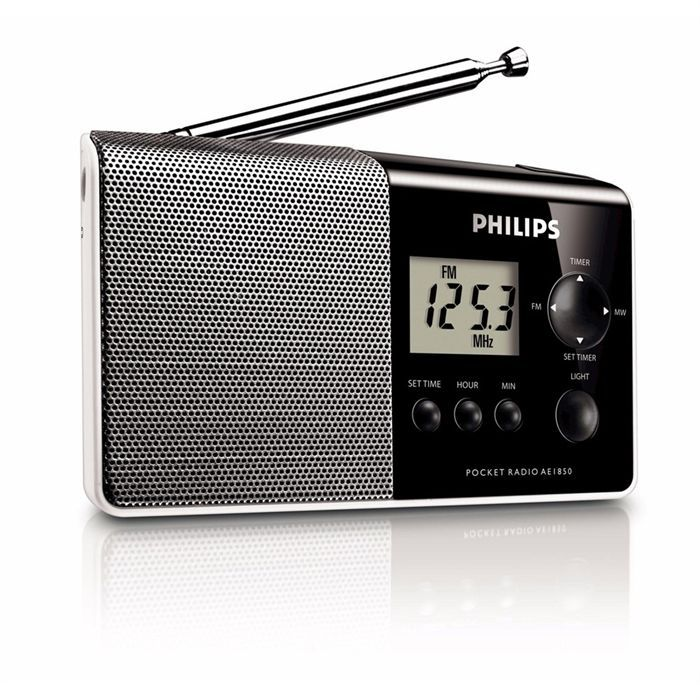 philips ae1850 radio portable am fm achat vente radio cd cassette philips ae1850 radio. Black Bedroom Furniture Sets. Home Design Ideas