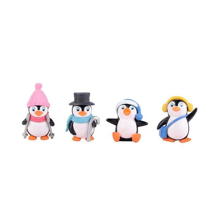 4 Pcs Dessin Anime Pingouin Decor Drole Telephone Pendentifs De Bande Dessinee Micro Paysage Hiver Vetements Pour Videoprojecteur Videoprojecteur Avis Et Prix Pas Cher Cdiscount