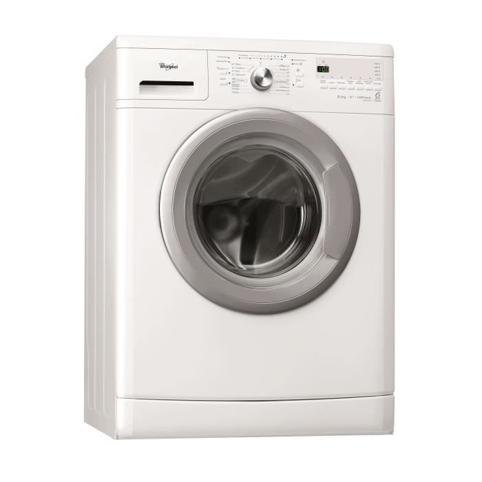 Whirlpool awod2850 lave linge frontal achat vente lave linge cdiscount - Depart differe lave linge ...