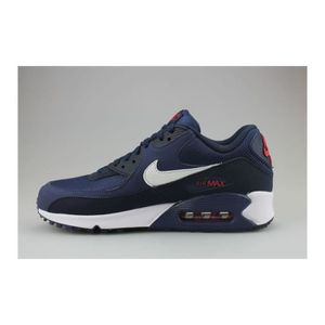 reputable site ad32e a55a5 ... BASKET Baskets Nike Air Max 90 Essential Bleu ...