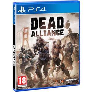 JEU PS4 Dead Alliance Jeu PS4
