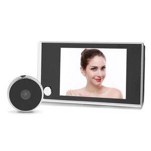 SONNETTE - CARILLON Asixx Judas numérique, vidéo numérique 8,9 cm LCD