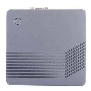 UNITÉ CENTRALE  Ordinateur hôte PC mini intégré pour SSD Intel 64G