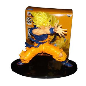 FIGURINE - PERSONNAGE Dragon Ball z Figurines saiyan goku fils