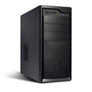 UNITÉ CENTRALE  Pc Bureau Grafit AMD Ryzen 5 1500X  - Vidéo GeForc