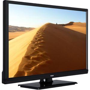 Téléviseur LED HAIER L24V100 TV LED HD 61 cm (24'') - 2 X HDMI -