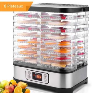 DÉSHYDRATEUR Déshydrateur aliment de nourriture fruit 400W 50 /