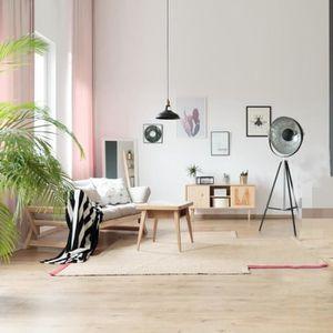 BUREAU  Homy Casa Bureau avec Rangement en PVC,Bureau info