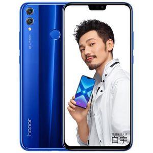 SMARTPHONE HONOR 8X 6+128Go 6.5Pouces 4G Octa Core Kirin 710