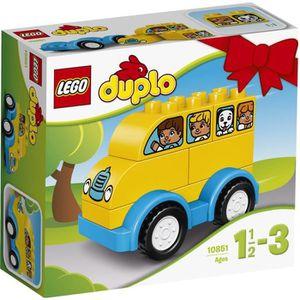 ASSEMBLAGE CONSTRUCTION LEGO® DUPLO® 10851 Mon Premier Bus