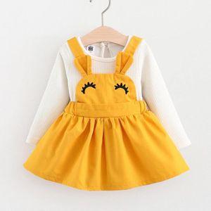 MAILLOT DE BAIN Robe à bretelles bébé à manches longues RB345