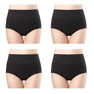 Culotte haute emboîtante noire neuve style vintage avec dentelle taille L ou XL