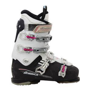 CHAUSSURES DE SKI Chaussure ski Nordica NXT X75 R W noir blanc viole
