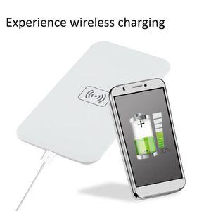 CHARGEUR TÉLÉPHONE chargeur sans fil universel QI pour Pad Téléphone