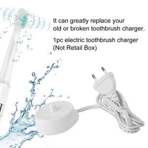 BROSSE ALIMENTAIRE Cradle 3757 de chargeur de brosse à dents électriq