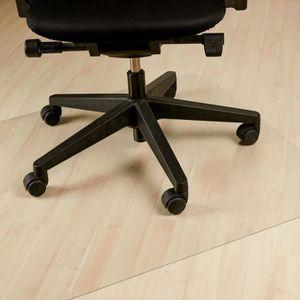 TAPIS Relaxdays Tapis de protection sol, chaise de burea