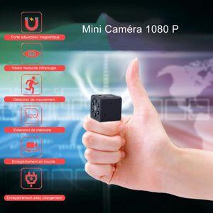 CAMÉRA MINIATURE Mini Caméra Espion HD1080P 720p Sports DV avec Vis