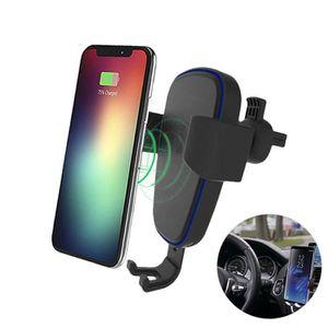 CHARGEUR TÉLÉPHONE Chargeur de voiture sans fil rapide