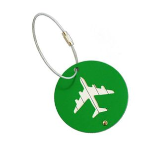 VALISE - BAGAGE Vert Nouvelle Étiquette de Bagage Accessoires de V