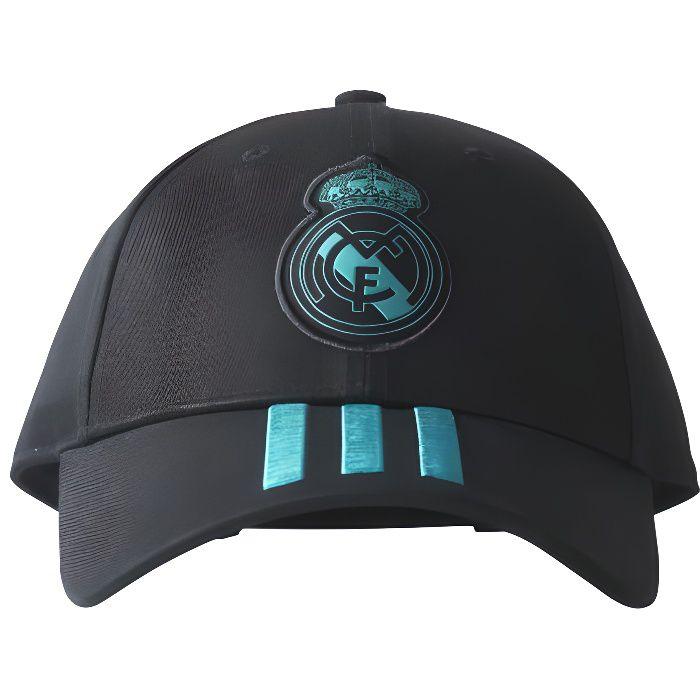 Casquette Real Madrid 2017-2018 - noir-bleu - M