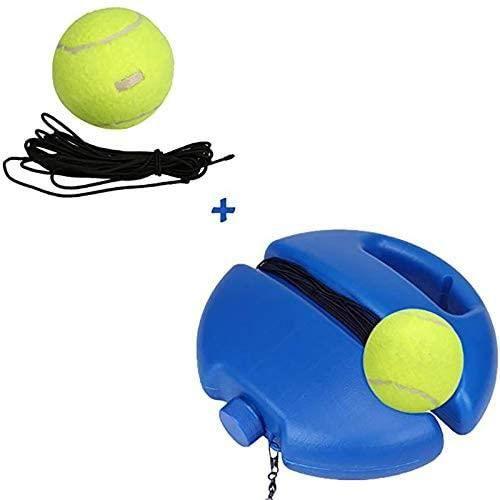 YChoice365 Tennis Trainer Rebound Ball, Équipement Dentraînement De Tennis Pratique Outil De Rebond D A431
