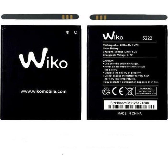 Batterie Wiko Rainbow Lite 4 G