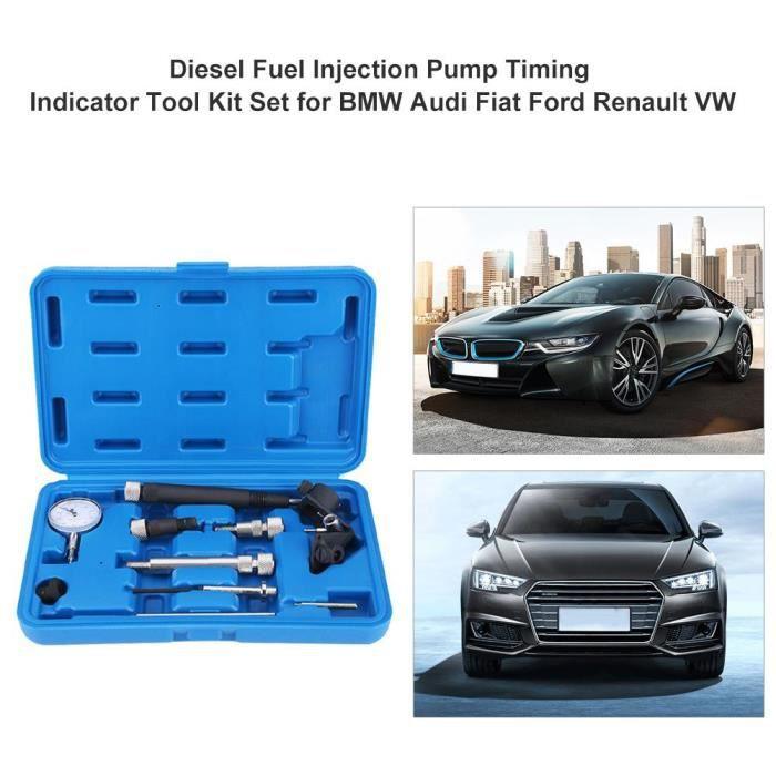 Pompes D/'Injection Outil de Réglage Cadran Adaptateur Début à Carburant Diesel