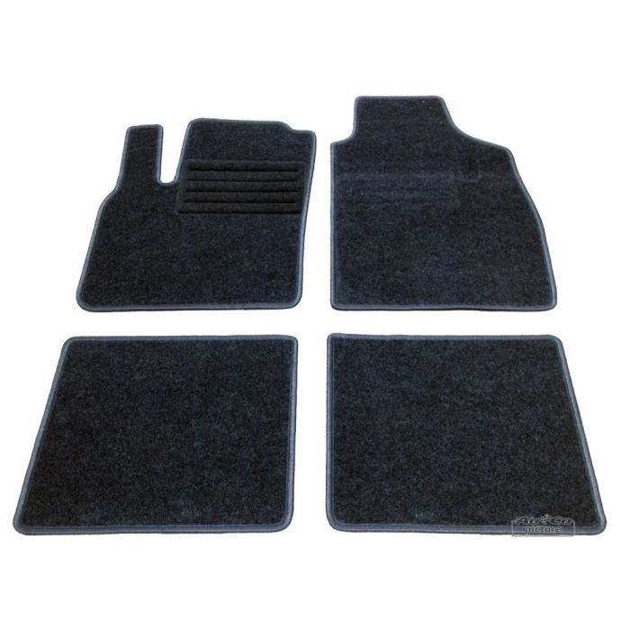 tapis de sol textile fiat achat vente tapis de sol tapis de sol textile fiat p. Black Bedroom Furniture Sets. Home Design Ideas