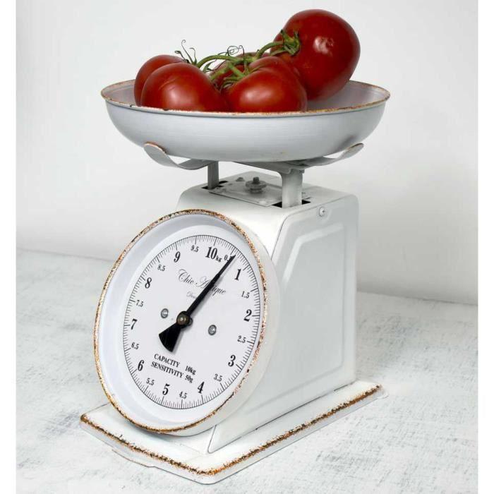 Balance De Cuisine Style Ancien Achat Vente Balance Analogique