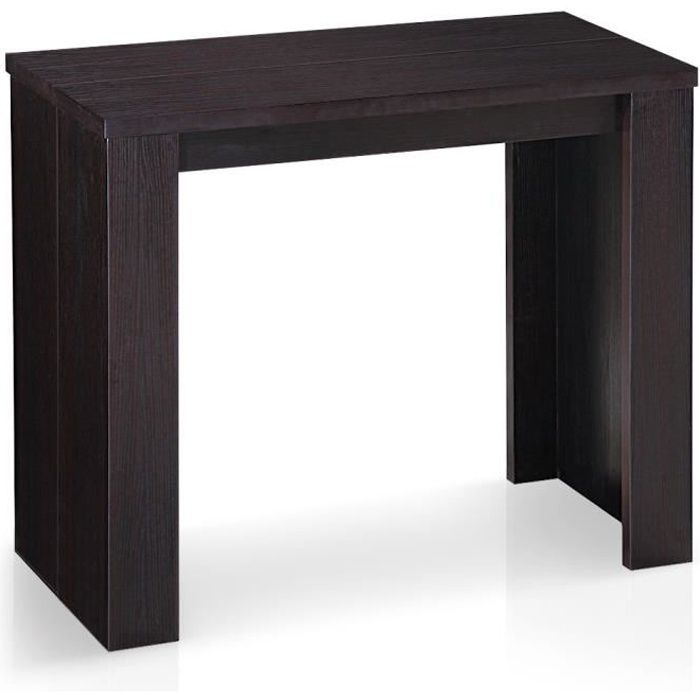 table console qui se deplie. Black Bedroom Furniture Sets. Home Design Ideas
