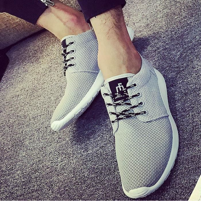 pas mal 9ae29 6befb Chaussure Homme Basket Homme Rosh Run Sandals Espadrilles ...