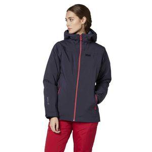 Reebok Track Jacket Femme Veste de Surv�Tement Sport Manches Longues enti�rement Zipp� Noir