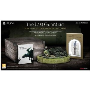 JEU PS4 The Last Guardian Edition Collector Jeu PS4