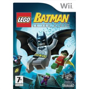 JEU WII LEGO BATMAN / JEU CONSOLE Wii