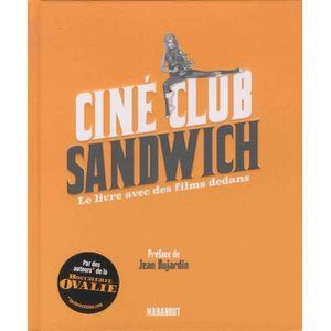 LIVRE CINÉMA - VIDÉO Cine club sandwich. Le livre avec des films dedans