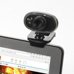 WEBCAM USB2.0 Webcam HD 12 mégapixels Caméra TOURNANT pou