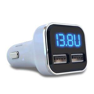 Fydun Chargeur De Batterie Ecran Jaune LCD 12V 6A R/éparation De Compl/ètement Intelligent Chargeur De R/éparation De Moto Pour Voiture Moto RV SUV Et Plus