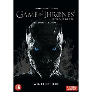 DVD SÉRIE Games Of Thrones - Saison 7 Inclus Versions Franca