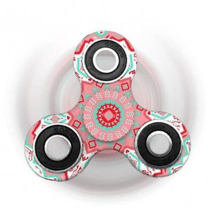 2 x Porte-clés main Spinner Bangers EDC Sensorielle Stress Relief Toy for Autism adhdx