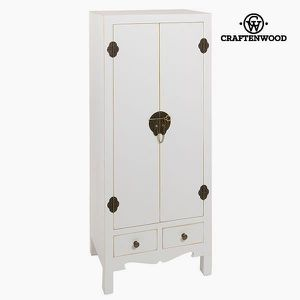 ARMOIRE DE CHAMBRE Armoire Mdf Blanc - Collection Modern by Craftenwo