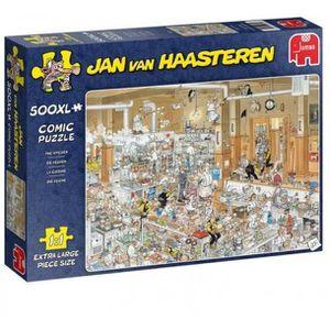 PUZZLE puzzle Jan van Haasteren La cuisine 500 pièces (XL