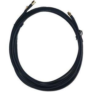MODEM - ROUTEUR Rallonge câble LMR200 noir connecteur SMA femelle