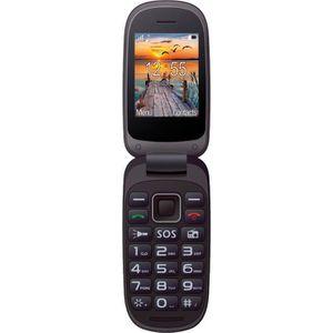 Téléphone portable MAXCOM Téléphone portable senior grosses touches à