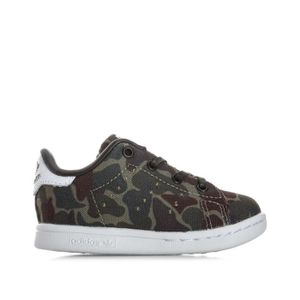 100ac11ddb83b BASKET Baskets adidas Originals Stan Smith pour garçon en