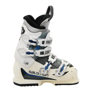 CHAUSSURES DE SKI Chaussure de ski Salomon Divine 550/lx blanc/bleu