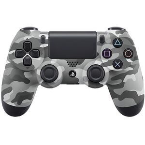 MANETTE JEUX VIDÉO Sony Manette PS4 DualShock 4 camouflage gris V2 sa