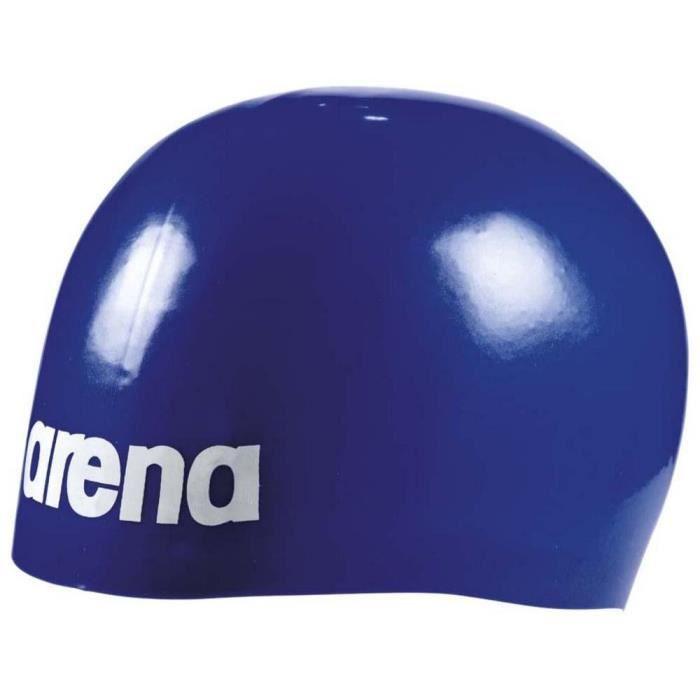 Équipement Bonnets de bain Arena Moulded Pro Ii - Taille Unique - Bleu