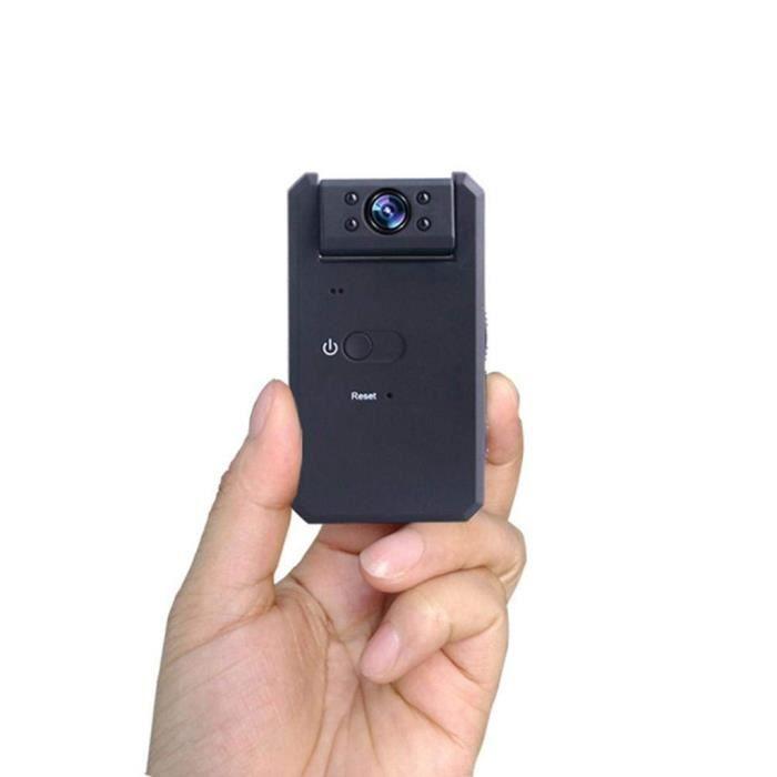 Mini caméra Full HD 1080P DV Sports Action Enregistreur DVR Caméra