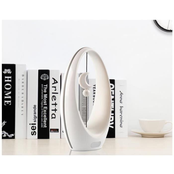 TLGV Induction magnétique lévitation nuit lampe à LED maison atmosphère lampe décoration lampe colorée adapté pour chambre salon