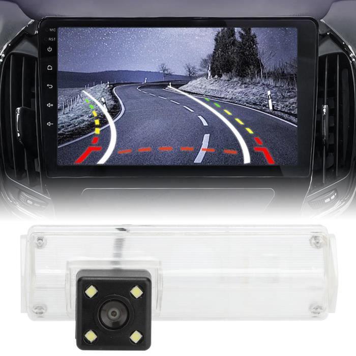 Caméra de recul automatique de voiture, système de recul étanche grand angle de caméra de vue arrière Système de recul de